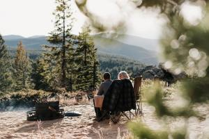 Mountain RV Experience on 35 Acres, Ferienhäuser  Black Hawk - big - 23