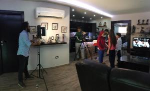 Sporting Suite Studio, Apartments  Alexandria - big - 32