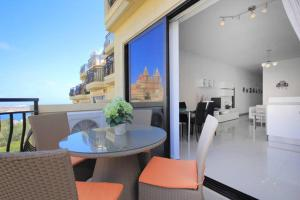 Mellieha sea and land view apartment, Apartmány  Mellieħa - big - 6