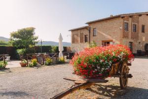 Casa Di Campagna In Toscana, Загородные дома  Совичилле - big - 155