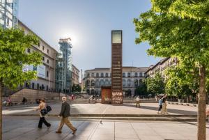 Concepción Jerónima, Apartments  Madrid - big - 48