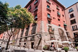 Concepción Jerónima, Apartments  Madrid - big - 31