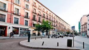 Concepción Jerónima, Apartments  Madrid - big - 44