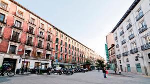 Concepción Jerónima, Apartments  Madrid - big - 1