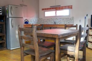 Cabanas Rojas, Chaty  Villa Gesell - big - 12