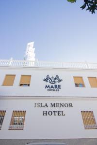 Hotel Isla Menor, Hotely  Dos Hermanas - big - 31