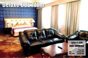 Amar Hotel Ulaanbaatar, Szállodák  Ulánbátor - big - 16