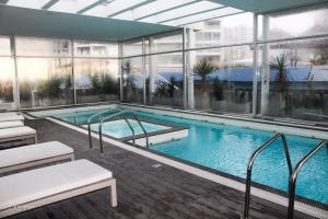 Edificio Club Oceano, Апартаменты  Coquimbo - big - 1