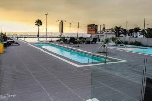 Edificio Club Oceano, Апартаменты  Coquimbo - big - 2