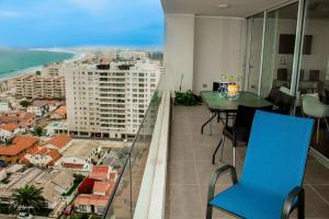 Edificio Club Oceano, Апартаменты  Coquimbo - big - 4