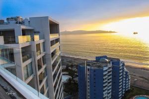 Edificio Club Oceano, Apartmanok  Coquimbo - big - 8