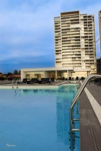 Edificio Club Oceano, Апартаменты  Coquimbo - big - 11
