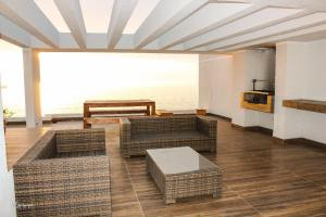 Edificio Club Oceano, Ferienwohnungen  Coquimbo - big - 12