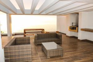 Edificio Club Oceano, Апартаменты  Coquimbo - big - 12