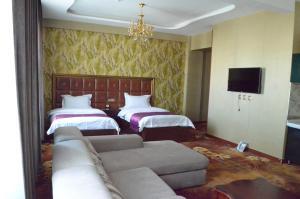 Amar Hotel Ulaanbaatar, Szállodák  Ulánbátor - big - 5
