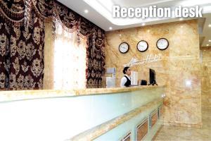 Amar Hotel Ulaanbaatar, Szállodák  Ulánbátor - big - 1