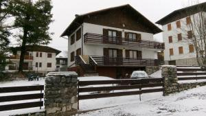 Fiocco di neve, Pensionen  Asiago - big - 27