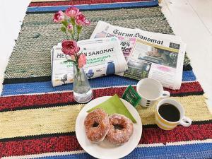 Köpmans, Bed & Breakfast  Nauvo - big - 26