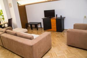 Aviatorilor Business Flat, Apartmány  Floreasca - big - 7