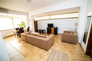 Aviatorilor Business Flat, Apartmány  Floreasca - big - 18