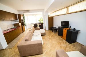 Aviatorilor Business Flat, Apartmány  Floreasca - big - 12