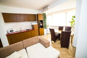 Aviatorilor Business Flat, Apartmány  Floreasca - big - 11