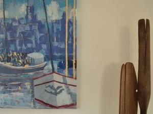 Cosy Harlingen, Apartmány  Harlingen - big - 22