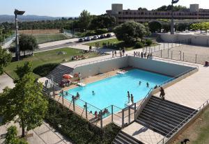 Barcelona Camp, Penzióny  Bellaterra - big - 15
