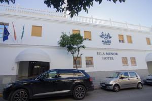 Hotel Isla Menor, Hotely  Dos Hermanas - big - 41