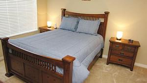 Oakwater Resort Two Bedroom Apartment 1X5, Апартаменты  Орландо - big - 7
