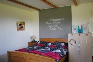 B&B Warnstee, Отели типа «постель и завтрак»  Wichmond - big - 4