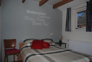 B&B Warnstee, Отели типа «постель и завтрак»  Wichmond - big - 15