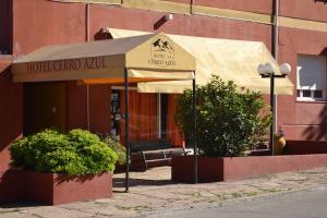 Hotel Cerro Azul, Отели  Вилья-Карлос-Пас - big - 31