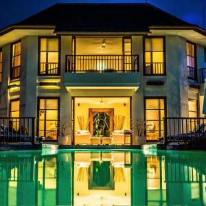 Villa Ali Agung, Виллы  Улувату - big - 35