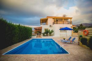 Thomas Villa 5, Villas  Argaka - big - 37