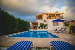 Thomas Villa 5, Villas  Argaka - big - 39