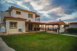 Thomas Villa 5, Villas  Argaka - big - 47