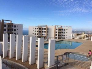 Apartamento Condominio Siete Mares, Apartmanok  Viña del Mar - big - 20