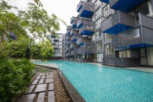 The Deck Condo Patong by VIP, Apartments  Patong Beach - big - 4
