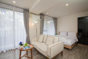 The Deck Condo Patong by VIP, Апартаменты  Патонг-Бич - big - 11