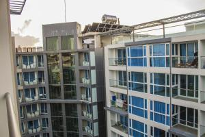 Avenue Residence condo by Liberty Group, Apartments  Pattaya Central - big - 96