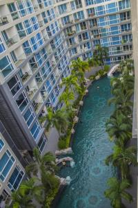 Avenue Residence condo by Liberty Group, Apartments  Pattaya Central - big - 44