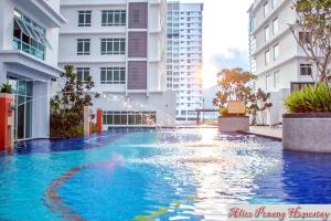 Cartoon Wonderland Family Suite, Ferienwohnungen  Bayan Lepas - big - 19