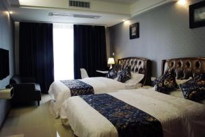 iHotel Apartment Guangzhou Folk Financial Mansion Branch, Appartamenti  Canton - big - 3