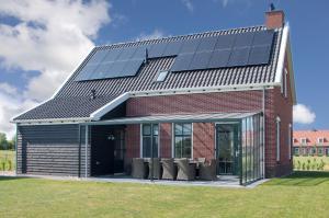 Parc Ganuenta, Vily  Colijnsplaat - big - 58