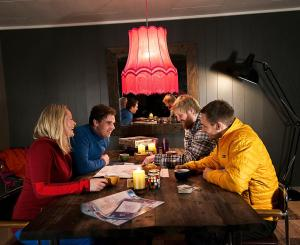 Coal Miners' Cabins, Hostely  Longyearbyen - big - 7