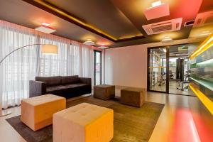 Vistastay Studio Business II Itaim, Ferienwohnungen  São Paulo - big - 41