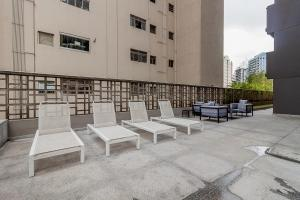 Vistastay Studio Business II Itaim, Apartmány  Sao Paulo - big - 26
