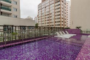 Vistastay Studio Business II Itaim, Apartmány  Sao Paulo - big - 38