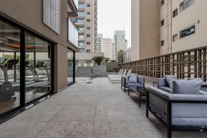 Vistastay Studio Business II Itaim, Apartmány  Sao Paulo - big - 29